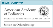 In partnership with AAP Section on Ophthalmology