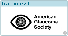 In partnership with American Glaucoma Society